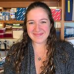 Gabrielle Barry, Lab photo